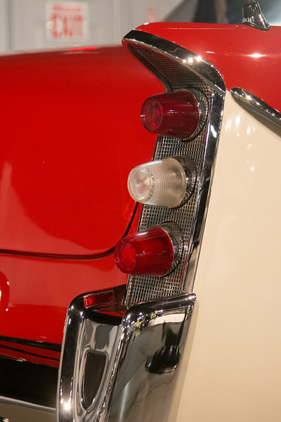 1956 DeSoto Firedome Convertible -- Northeast Classic Car Museum, Norwich, NY, June 2014