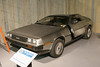1981 DeLorean DMC-12 -- Northeast Classic Car Museum, Norwich, NY, June 2014