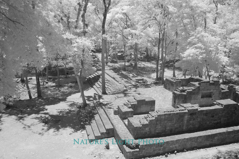 Ruler's Living Quarters, Copan, Honduras-6325