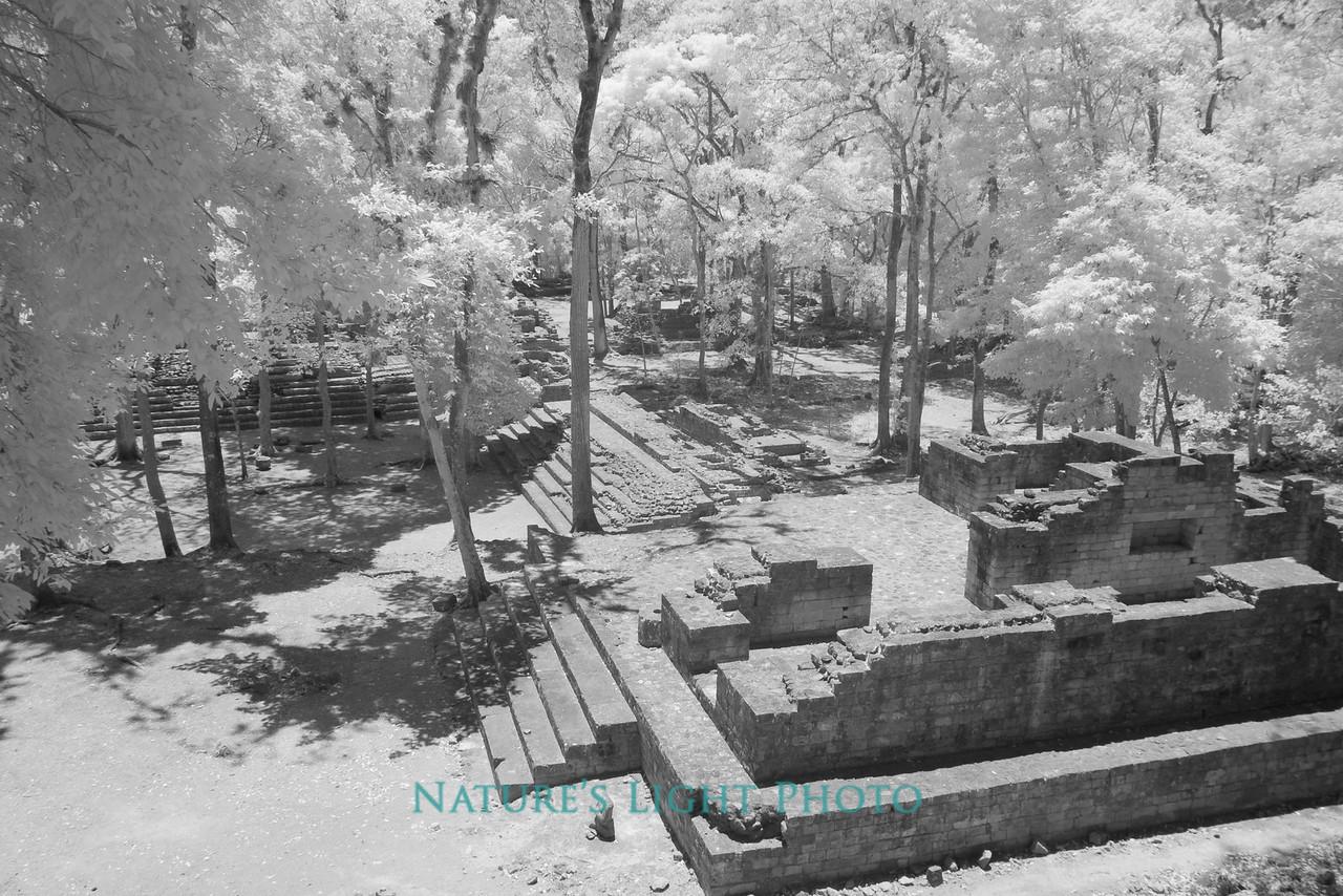 Ruler's Living Quarters, Copan, Honduras-6325