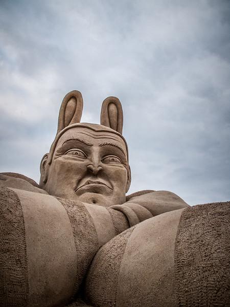 Vil du have tillid til en kanin eared boss?