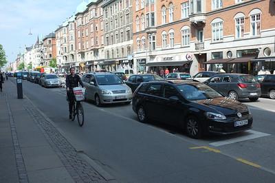 Copenhagen, Denmark - May 2016