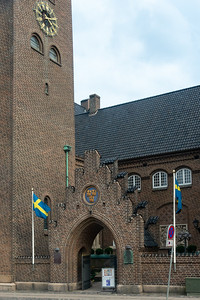 Svenska Gustafskyrkan, Copenhagen, København, Denmark