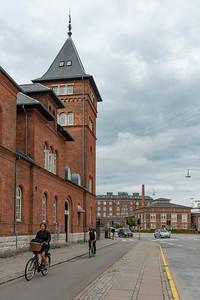 Folke Bernadottes Allé, København Ø, Copenhagen, Denmark