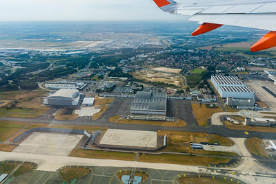 Paris, France, Airport Roissy, Charles de Gaulle