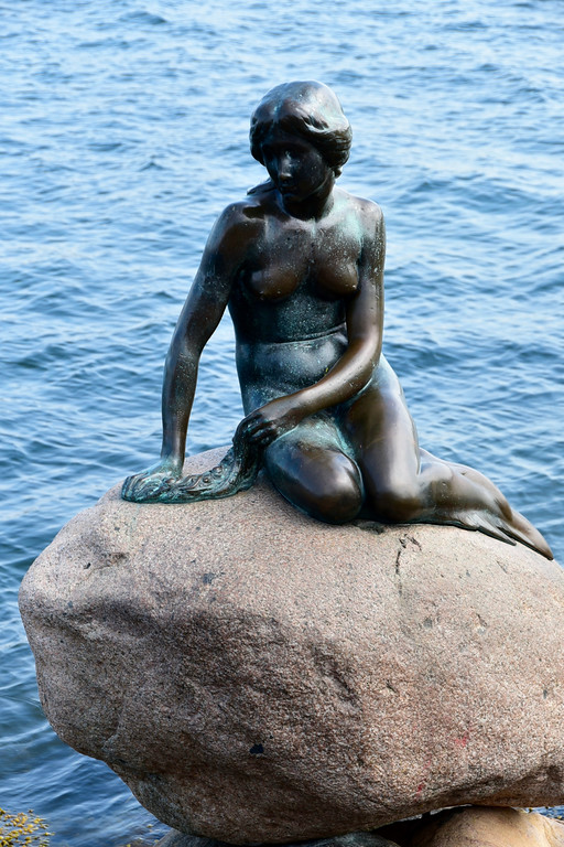 Little Mermaid, Copenhagen Denmark