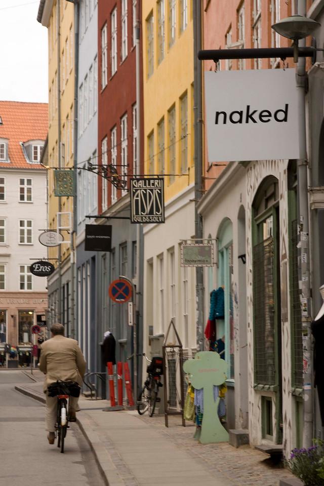Naked & Eros on the same street.