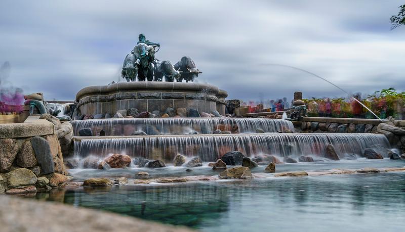 Grand Gefion Fountain