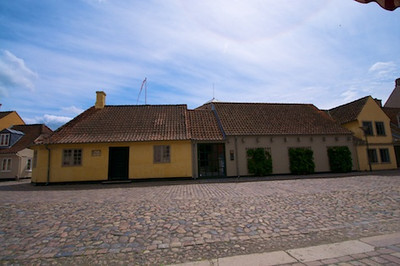 Hans Christians Anderson - Birthplace - Odense, Denmark