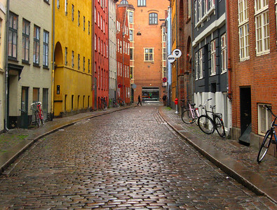 Oldest City Street - Copenhagen
