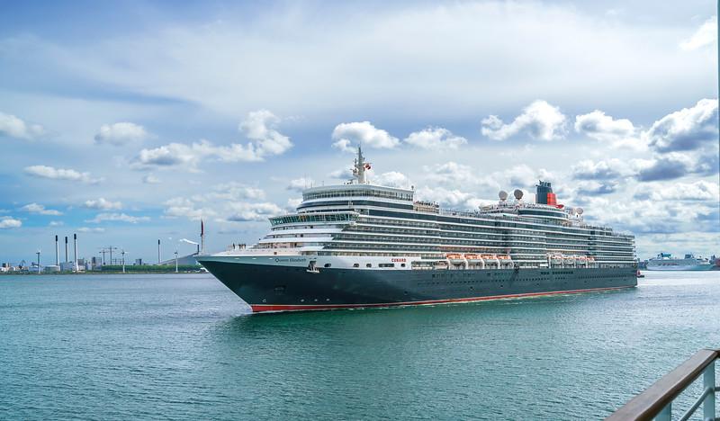 Luxury at Sea