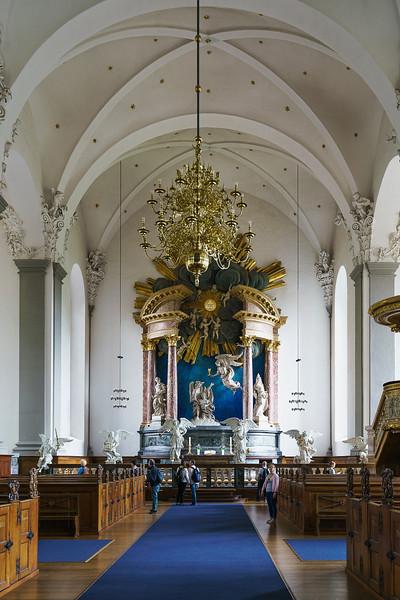 Church of Our Savior Interior