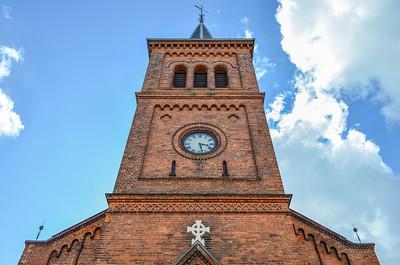 Church in Norrebro, Copenhagen