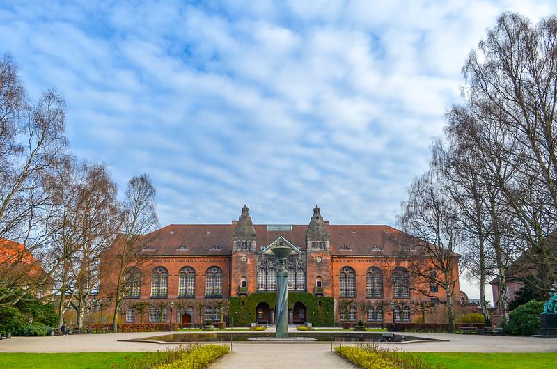 Danish Library Building, Copenhagen