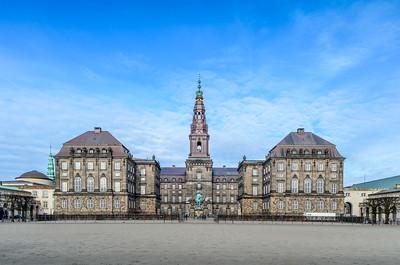 Danish Parliament, Copenhagen