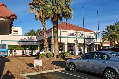 Hilton Hotel - El Paso, TX