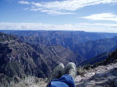 Copper Canyon, Mexico Trip 2005