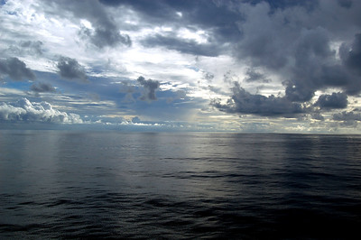 Coral Sea Sunsets 2006