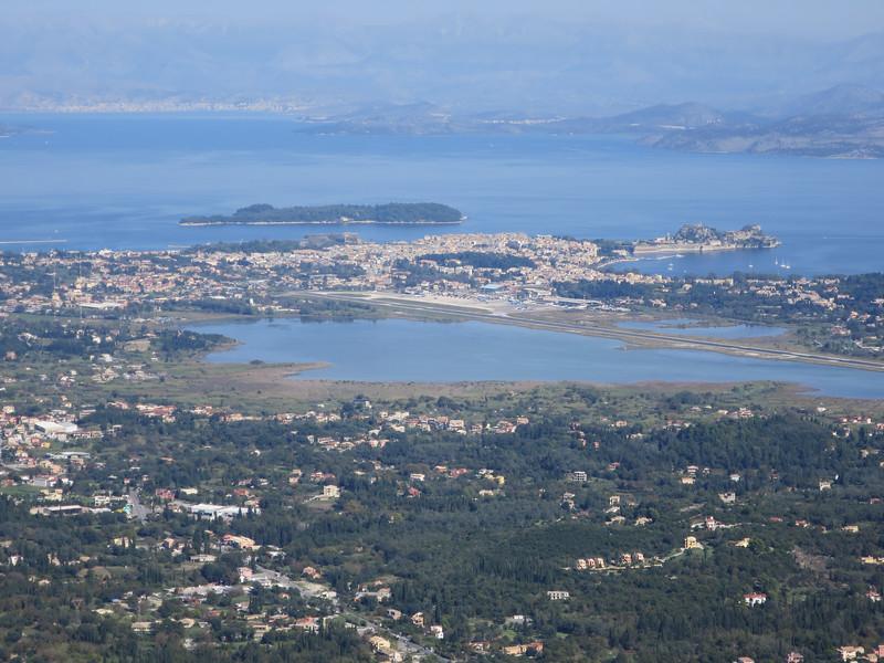 Vliegveld Corfu CFU
