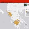Greek Red Damsel map
