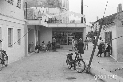 Outside Hotel Europa - 1972