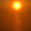 Sunset Thru Foggy Lens