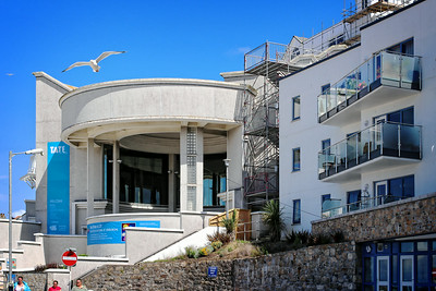 Tate Gallery, St Ives
