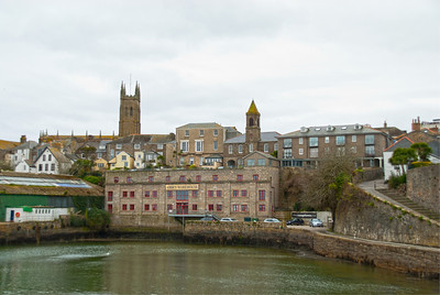 The Abbey Warehouse, Penzance
