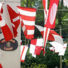 Bunting-Padstow-Obby Oss-Cornwall-UK