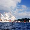 Tall Ships Race, Falmouth, 2008