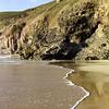 Chapel Porth beach, St Agnes, Cornwall, UK