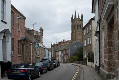 Chapel St, Penzance