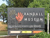 The Randall Museum Sign