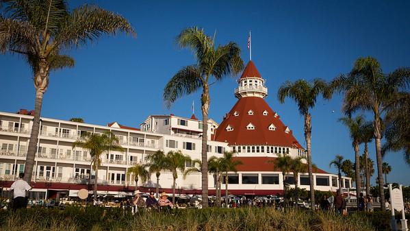 The Hotel Del Coronado - Coronado, Calif.