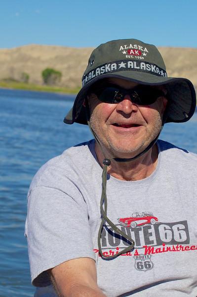 Ken Bacon, Canoe Pilot 1st Class