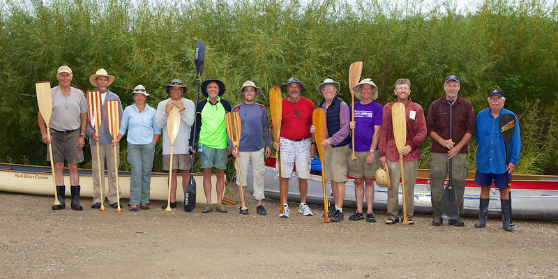 End-of-trip Group Picture. A fun and successful venture into the sticks of Montana. Thanks Ted!!!