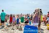 Port Aransas Beach at Sandfest