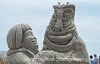 Sandfest Professional Sculpture