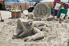 Sandfest at Port Aransas, TX