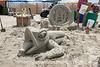 Sandfest at Port Aransas, TX