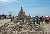 Sandfest Sand Sculpture