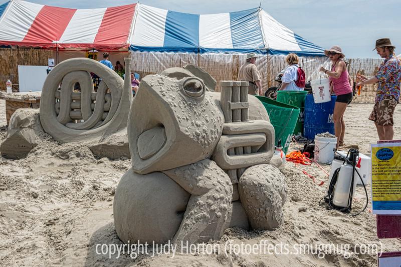 Sandfest in Port Aransas