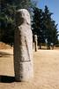 Esculturas en formacion y con espada