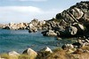 Islas Lavezzi, parque natural protegido. Algo parecido a Formentera pero sin construir y sin hoteles