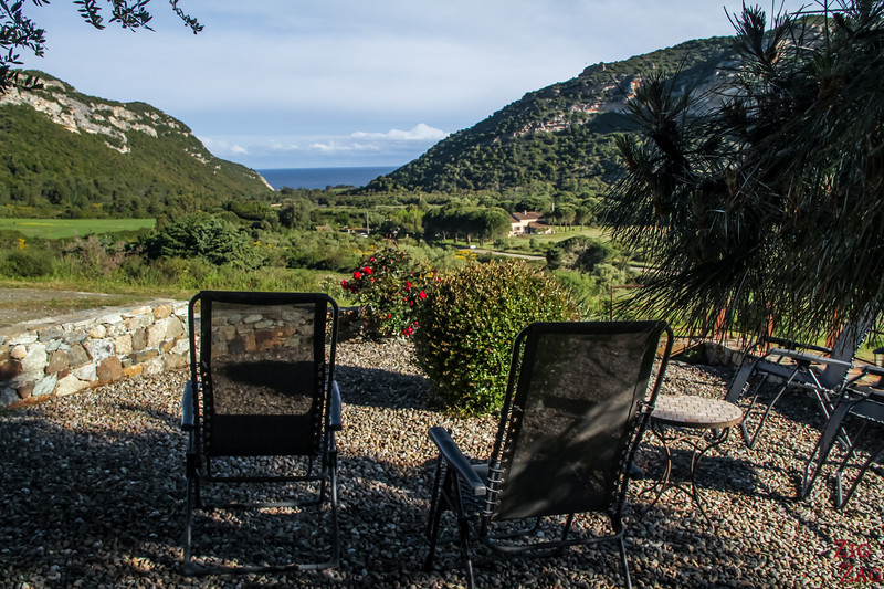 Patrimonio accommodation - Auberge Lustincone