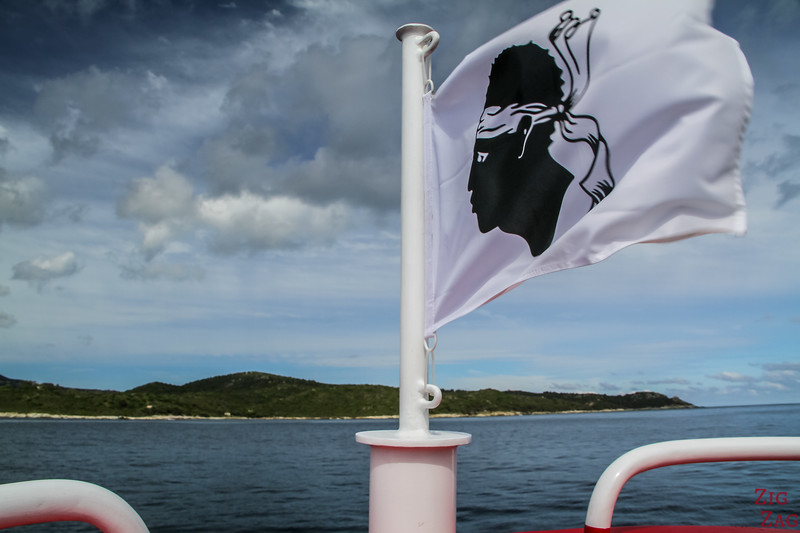 Corsica Pictures - Corsican Flag