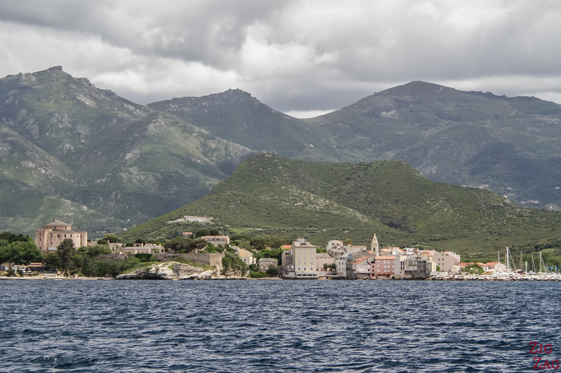 What to do in Corsica - boat tour Agriates