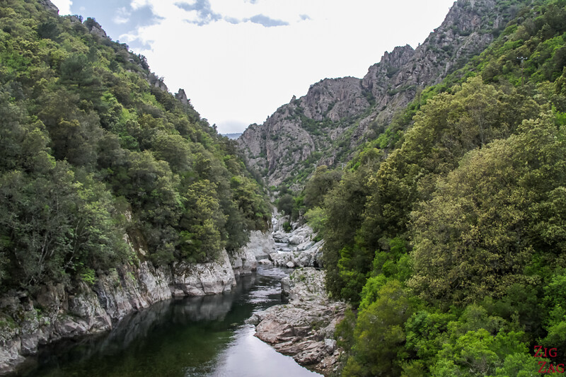 Inzecca Canyon