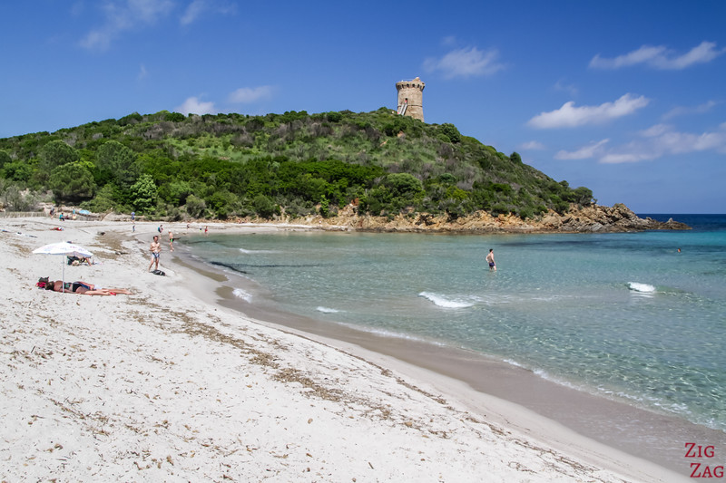 Best Beaches in South Corsica - Fautea
