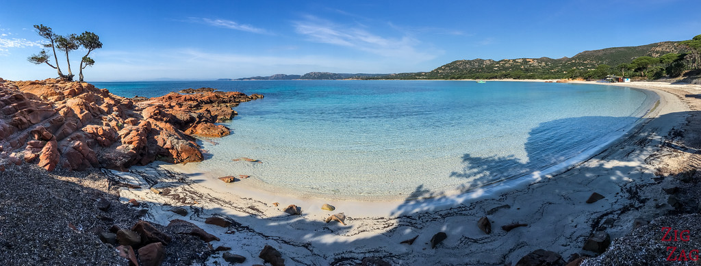 why visit Palombaggia Beach Corsica